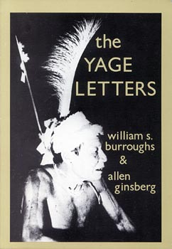 The Yage Letters – original cover